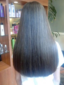 Hair After